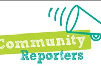 Community Reporters Logo